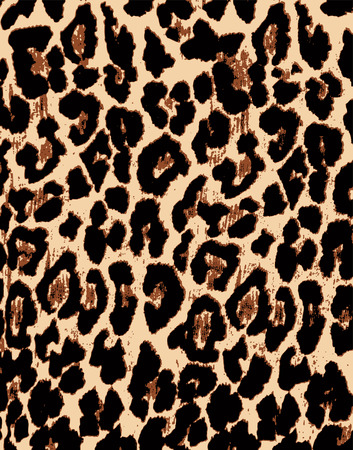 fourrure l�opard: abstract animal print backdrop pattern