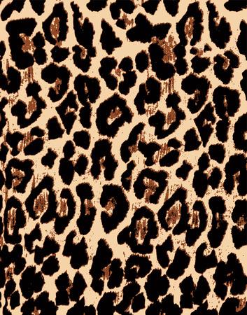 jaguar: abstract dier afdruk achtergrond patroon