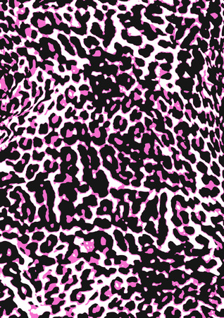 african animal fur pattern design Vector