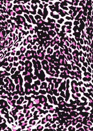 jaguar: Afrikaanse dieren bont patroon design