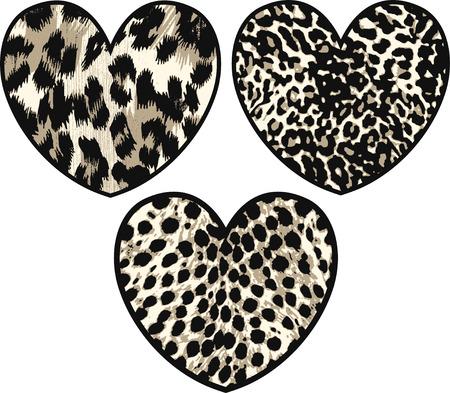 heart illustration Vector