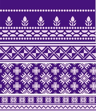 design floral tissu abstraite sans soudure