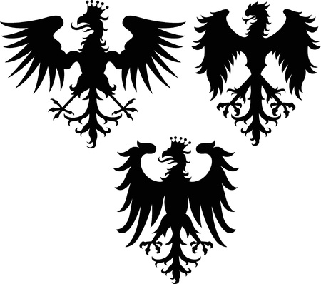 diseño de signo de águila