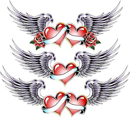 revolucionario: saludo de coraz�n de San Valent�n