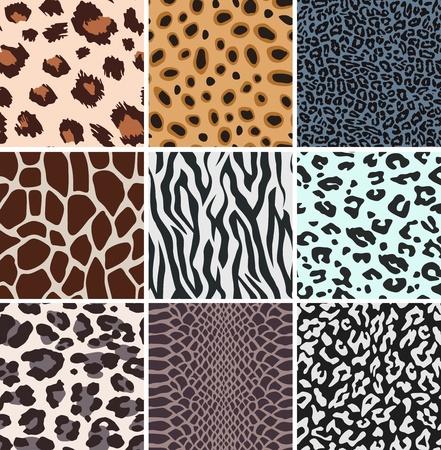 human skin texture: pelle animale textures
