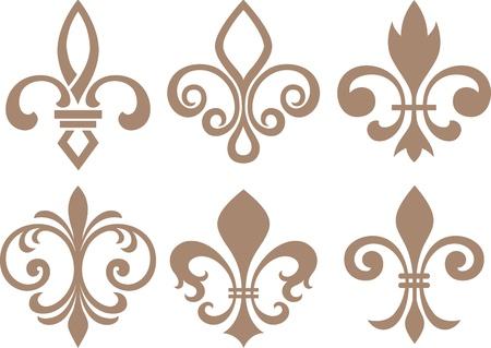 new orleans: fleur de lys symbol