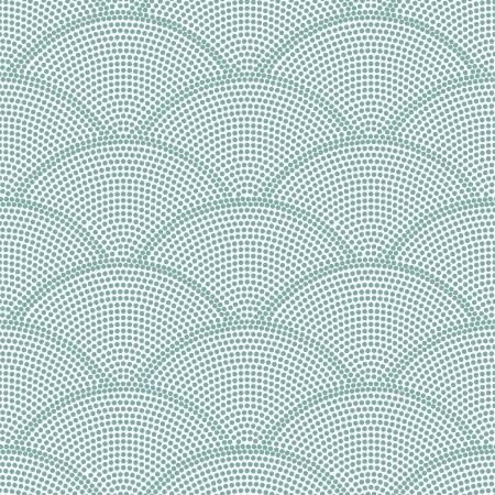 원활한 바다의 물결 무늬