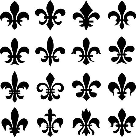 lys: fleur de lis orleans symbol