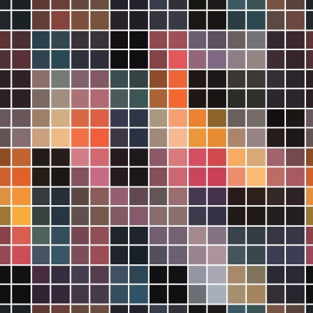 seamless abstract mosaic background Stock Vector - 20273294