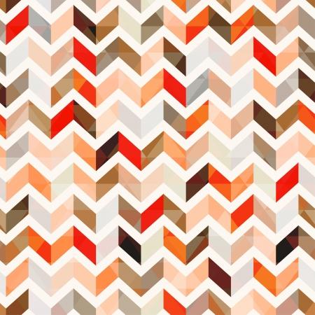 seamless orange pattern background  Illustration