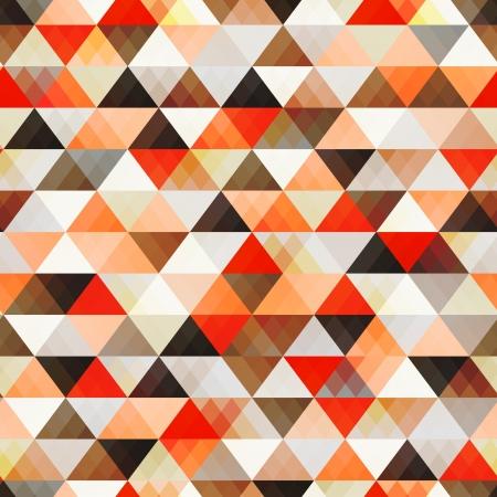 seamless orange pattern background Stock Vector - 20274775