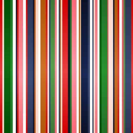 vertical lines: Retro seamless stripe pattern background Illustration