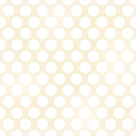 Seamless retro polka dots background  Stock Vector - 20778447