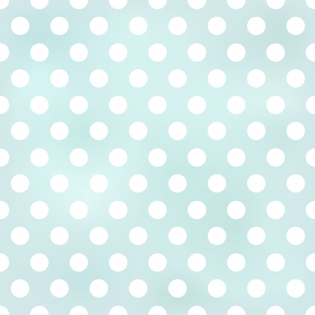 round dot: seamless retro polka dots background