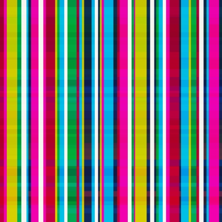 seamless colored striped background  Vector