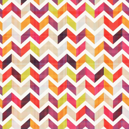 chevron seamless: seamless herringbone background texture  Illustration