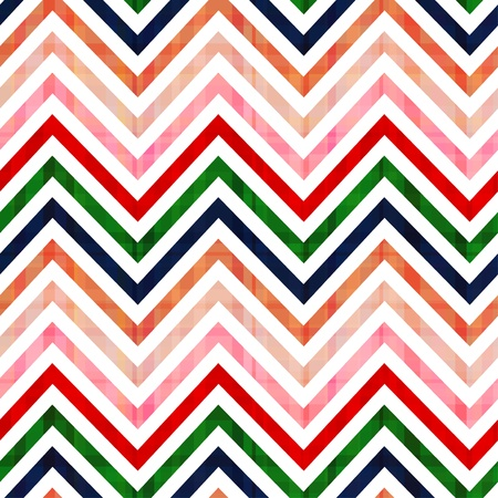 pattern: seamless chevron pattern  Illustration