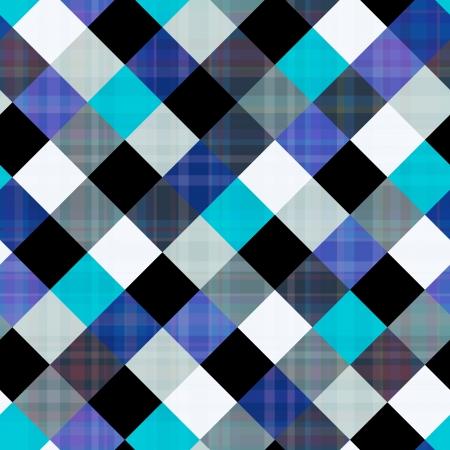 seamless rhombus backgroud Vector