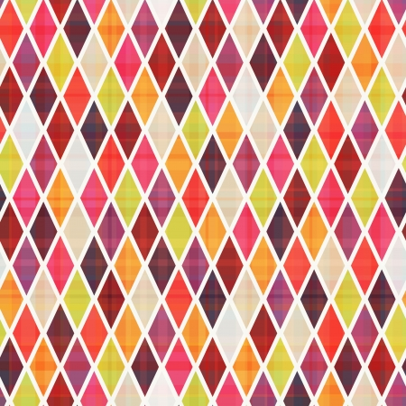 colored paper: colorful seamless argyle pattern