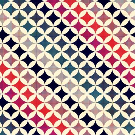 seamless circles background texture Stock Vector - 22238154