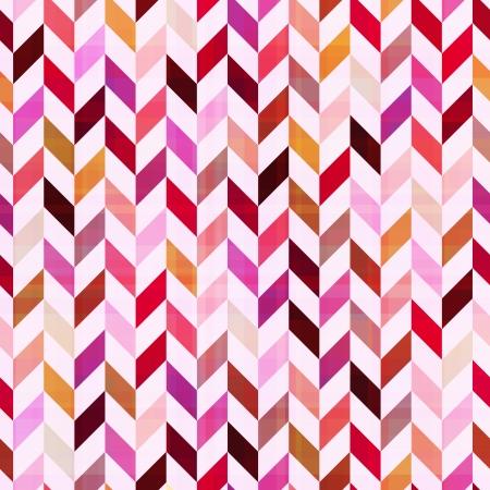 seamless geometric chevron pattern  Vector