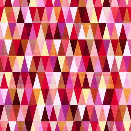 seamless abstract geometric triangle pattern Stock Vector - 22386703