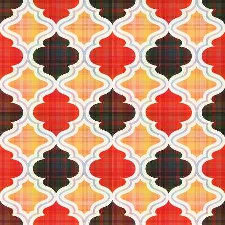 geometrical: seamless abstract geometric pattern