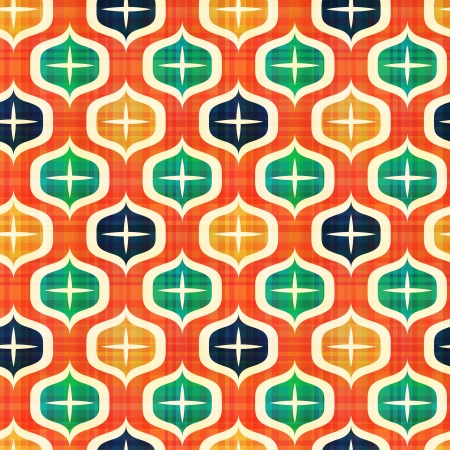seamless abstract geometric pattern Stock Vector - 22386728