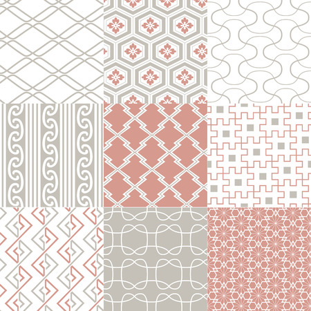 patrón japonés transparente