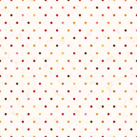pattern: naadloze polka dot