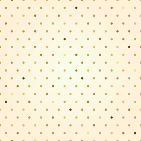 polka dotted: seamless circles texture
