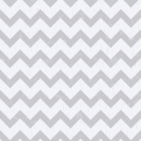 naadloze chevron grijs patroon Stock Illustratie