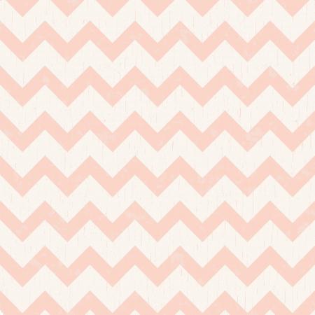 tigrato: seamless chevron rosa modello Vettoriali