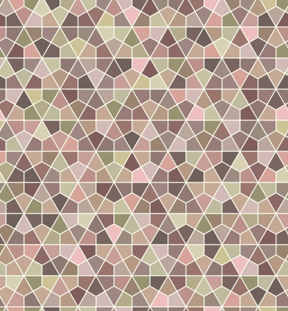 seamless soft hexagonal pattern  Vector