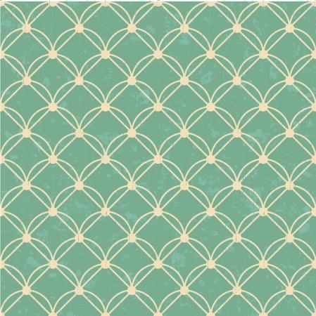 Senza soluzione di collegamento disegno geometrico maglia Archivio Fotografico - 24374076