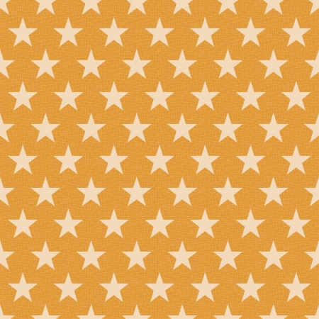 seamless stars retro pattern Stock Vector - 24374091