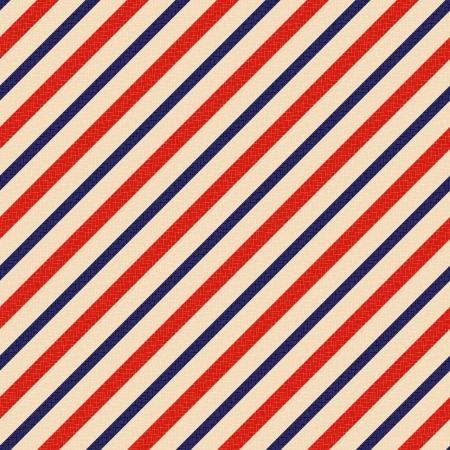 seamless patriotic stripes background  Stock Vector - 24374101