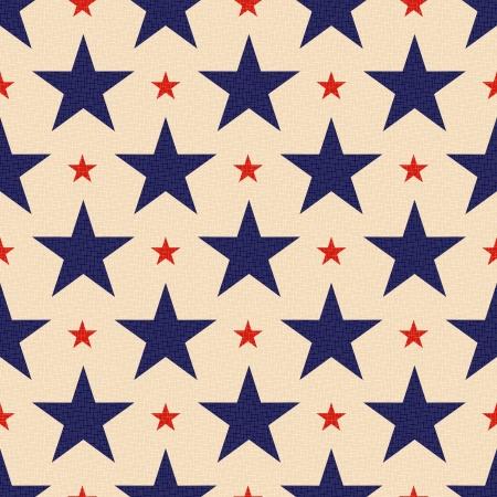 naadloze patriottische sterren achtergrond