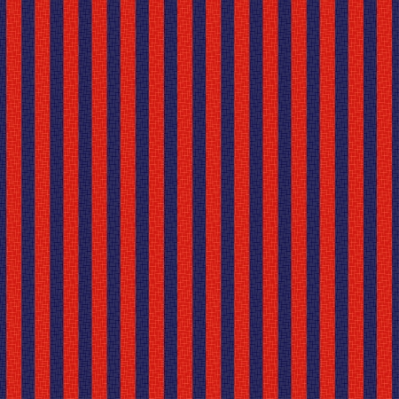 seamless patriotic stripes  Vector