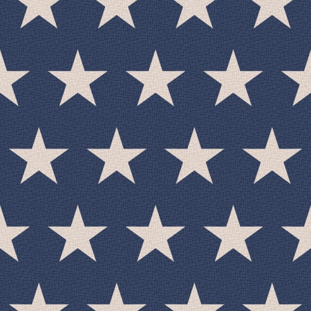 star shapes: seamless patriotic stars background
