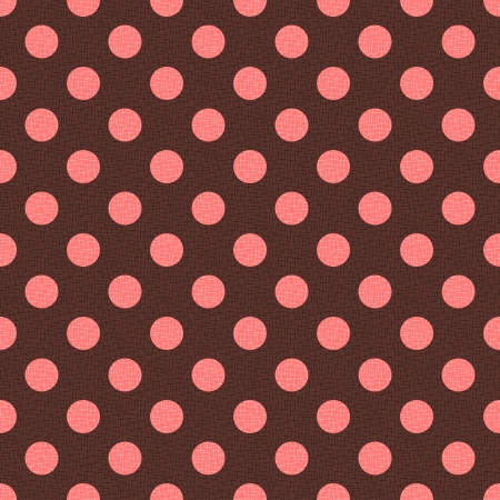 backgrounds grungy dots: seamless polka dots texture background