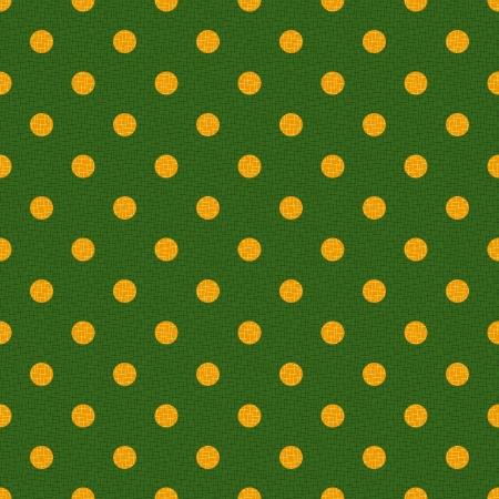 seamless polka dots texture background Vector