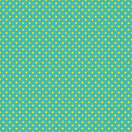 grungy dots: seamless polka dots texture background