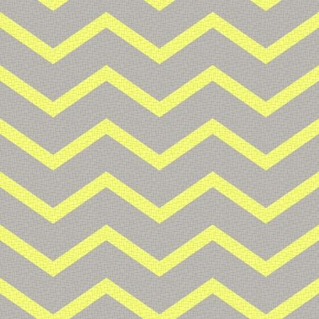 seamless retro zig zag pattern