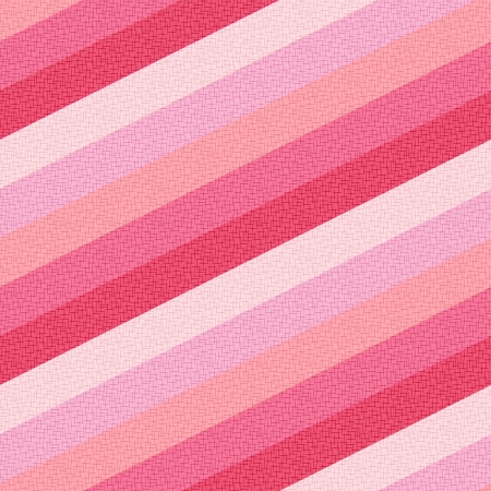 seamless retro diagonal lines pattern  Vector