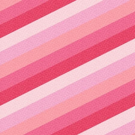 soft textile: seamless retro diagonal lines pattern  Illustration