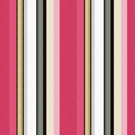 seamless retro vertical lines pattern  Vector
