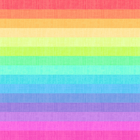 seamless colorful rainbow stripes pattern  Vector