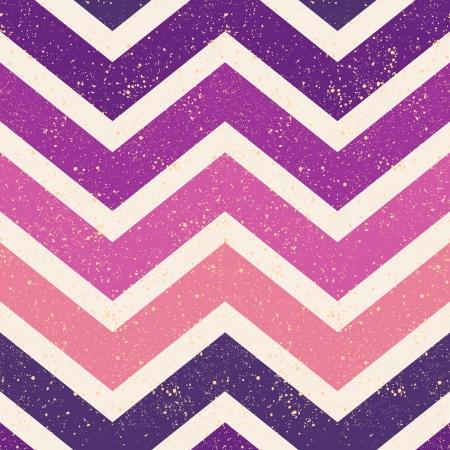 geometricos: retro sin patrón chevron