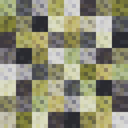 seamless multicolor squared tiles pattern Illustration